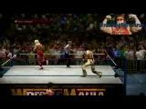 www.WrestlinPortal.ru - WWE 2K14 Прохождение 30 years of wrestlemania 4