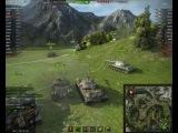 Мой лучший бой в World of Tanks!!!